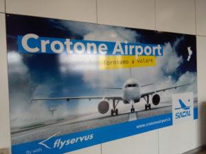 Aeroporto Crotone – Avvio stagione estiva con numeri incoraggianti