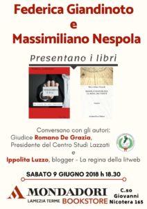 """Presentazione congiunta dei libri""""Ndrangheta s.r.l."""" e di""""Badolato-Dublino, la rosa dei venti"""""""