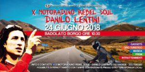 """Badolato – Domenica 24 Giugno il 10° Motoraduno """"Rebel Soul – Danilo Lentini"""""""