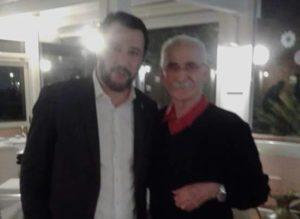 Salvini cena all'Aragosta, il primo ristorante stellato della provincia di Catanzaro