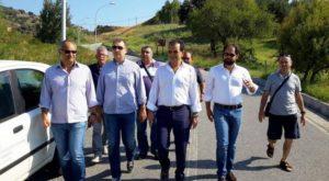 Partiranno nei prossimi giorni i lavori di messa in sicurezza della Sp 127 nel comune di Gasperina