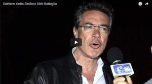 VIDEO | Satriano – L'elezione a Sindaco di Aldo Battaglia