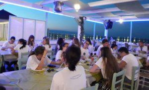 """Soverato, incontro con i ragazzi del Youth Camp International """"Campo Vesuvio"""""""