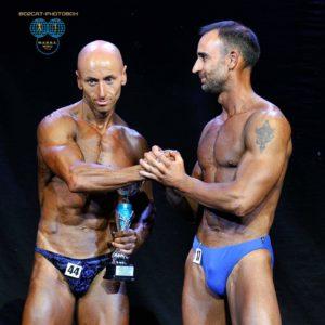 L'atleta soveratese Alessio Matacera secondo al Campionato Nazionale di Natural Body Building