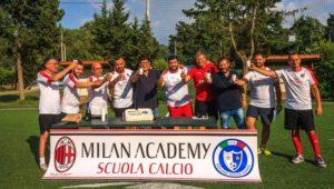 Concluso il Milan Junior Camp a Lamezia Terme