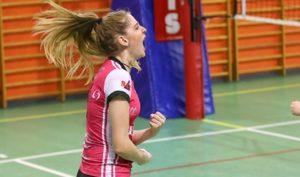 Volley Soverato – Ecco la centrale Chiara Riparbelli