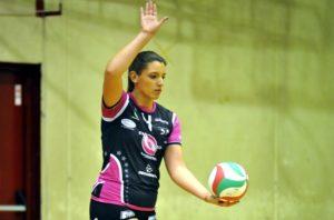 Volley Soverato – Federica Saccani nuovo arrivo