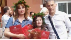 Francesca, ragazza Down, e la madre si laureano insieme all'Università della Calabria