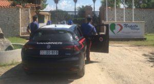 Apre il ristorante sequestrato, arrestato titolare di un villaggio turistico