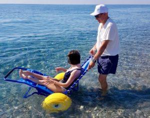 A Monasterace la seconda edizione del Campo estivo per Persone con gravi disabilità
