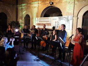 Grande partecipazione per la serata di musica e letteratura a Santa Caterina dello Ionio