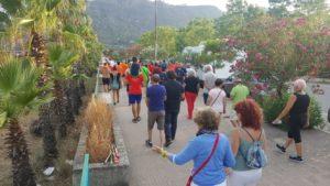 Sport, Arte e Salute: il lungomare di Squillace diventa uno spazio generatore di benessere