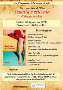 """Stilo – Presentazione del libro """"Sedotta e sclerata"""""""