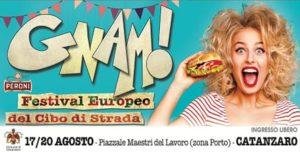 Dal 17 al 20 Agosto a Catanzaro Lido il Festival europeo del cibo di strada