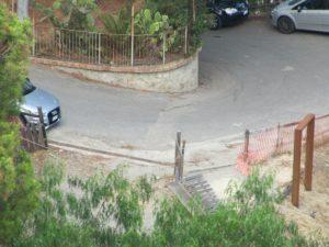 Stalettì – Il sito archeologico Tomba di Cassiodoro ridotto a parcheggio