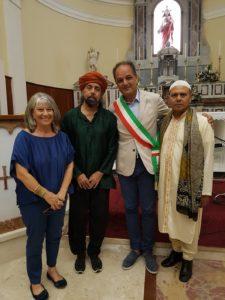 Chiaravalle, grandi applausi per Sageer Khan e Rashmi Bhatt