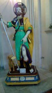 Soverato Superiore – San Rocco rimesso a nuovo