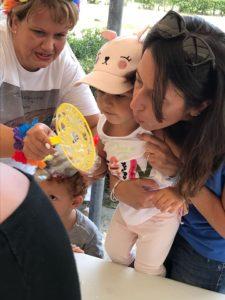 Catanzaro – Universo Minori e Gaia hanno partecipato alla festa del volontariato
