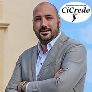 """Francesco Fragomele nuovo presidente di """"CiCredo"""", tante novità e nuova linfa per l'associazione calabrese"""