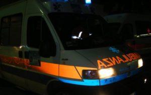 Soverato – Incidente nella notte presso la Galleria Santicelli, due feriti