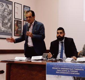 """Convegno Cicas sul turismo, il presidente della Provincia di Catanzaro, Enzo Bruno: """"manca una seria idea progettuale"""""""