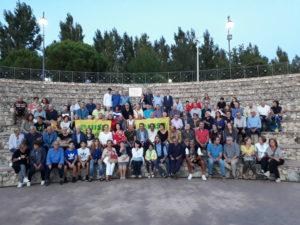 L'anfiteatro del Parco della Biodiversità intitolato alla memoria del professor Zaro Galli