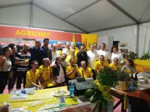 Coldiretti Peperoncino Festival: 14.500 visitatori hanno acquistato e degustato i piatti degli Agrichef di Campagna Amica