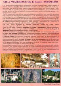 Gita da Soverato a Papasidero (Grotta del Romito) e Orsomarso