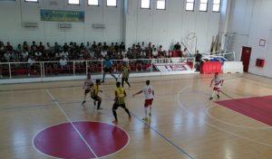 Calcio a 5 – Il Club Quadrifoglio Soverato vince il derby per differenza reti