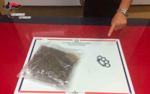 Soverato – Carabiniere aggredito durante un arresto per droga, in prognosi riservata