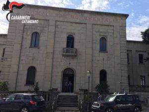 Irregolarità nel complesso monumentale di Girifalco, sequestri e denunce