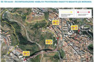 Proseguono gli interventi di manutenzione straordinaria programmati per il Viadotto Morandi