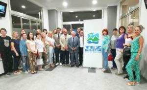 Turismo in Calabria – Operativo il primo volo charter Mosca-Lamezia