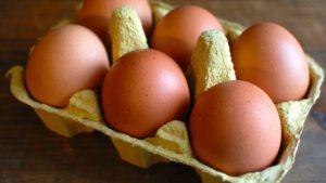 Ritirati lotti di uova fresche, allerta del Ministero della Salute per la salmonella