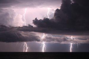 Maltempo – Allerta della Protezione Civile, piogge e temporali in arrivo in Calabria
