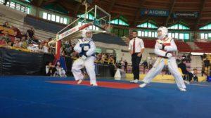 L'ASD Taekwondo Athlon di Soverato fa il pieno di medaglie in Sicilia