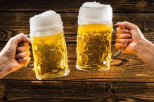 """""""La birra ha un effetto antidolorifico migliore del paracetamolo"""""""