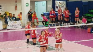 Volley – Espugnata Caserta da un super Soverato