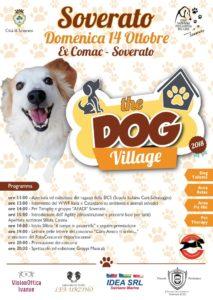 """Domenica 14 Ottobre a Soverato il """"the Dog Village"""""""