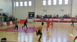 Coppa Italia Calabria Calcio a 5 Serie C | Quadrifoglio Soverato – Enotria Catanzaro 1-4