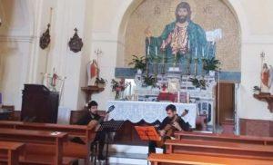 """Lo Stark Duo della """"Liuto"""" in concerto a Decollatura il 28 ottobre"""