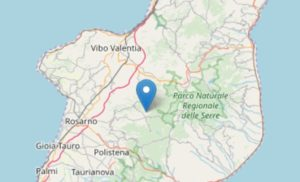 Nuova scossa di terremoto in Calabria