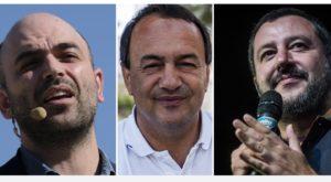 Tre briganti e tre somari