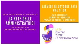 Domani a Catanzaro incontro della Casa Delle Donne