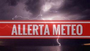 Maltempo: allerta rossa in Calabria. In arrivo forti temporali e possibili nubifragi