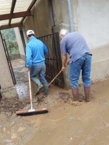 Chiaravalle Centrale, la conta dei danni: famiglie ancora isolate a Fracuso