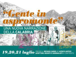 I neoafricoti e la narrazione della Calabria