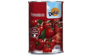 Ministero della Salute segnala Fitofarmaco clormequat in eccesso in pomodorini in scatola