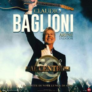 Claudio Baglioni in concerto a Reggio Calabria