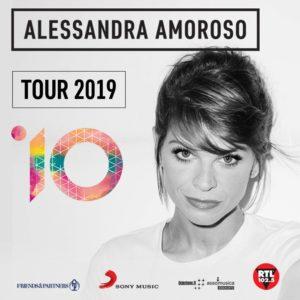 Il 24 Marzo Alessandra Amoroso in concerto a Reggio Calabria